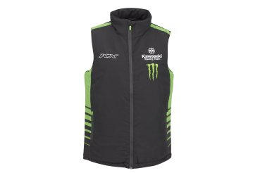 Kawasaki KX Weste Body Warmer
